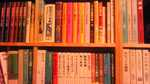 書棚 ファージョン、ケストナー.jpg